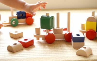 Jocuri Montessori: 3 idei pentru cei mici